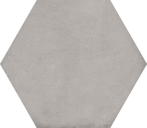 Vives - Laverton Hexagono Bampton Gris 23x26,6