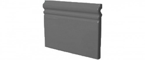Equipe - Skirting Gris Oscuro Brillo 15x15