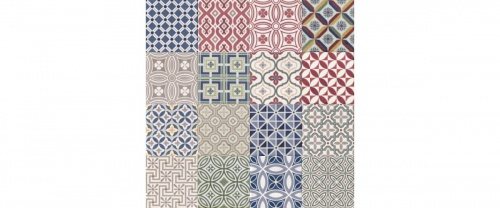 Equipe - Country Patchwork 13,5x13,5