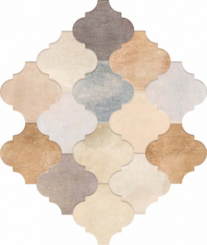 Vives - Laverton Provenzal Cameley Multicolor 20x20