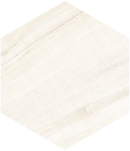 Vives -  Hexagono Gamma Blanco 23x26,6