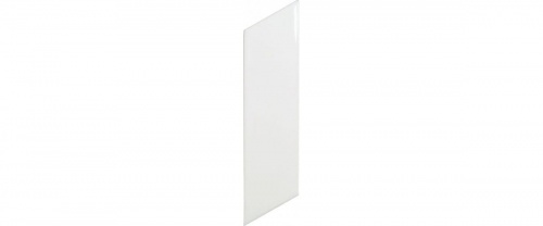 Equipe - Chevron Wall White  Matt Right  18,6x5,2