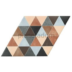Realonda - Diamond Triangle Earth 70x40