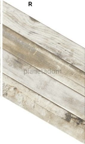 Realonda Diamond Pallet White Chevron Right 70x40