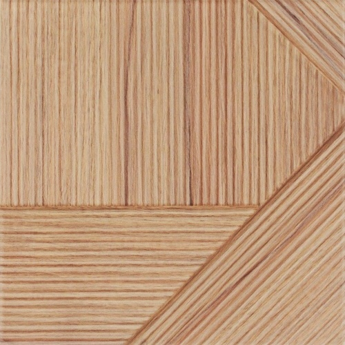 Dune Stripes Mix Teak 25x25