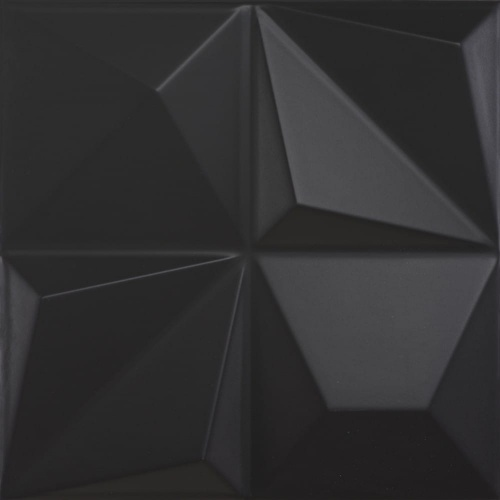 Dune MEGALOS  Shapes Mulitshapes Black 25x25