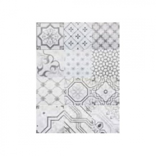 Fabresa - Antic  Gris Decor Mix  15x15