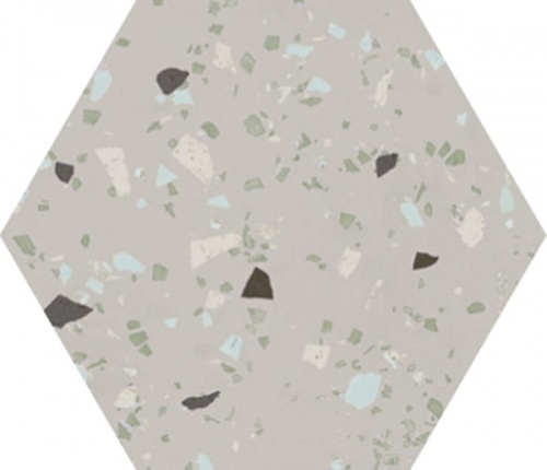 Apavisa South Natural Grey 25x30 hex