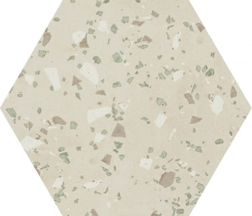 Apavisa South Natural Green 25x30 hex