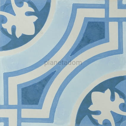 Apavisa - Hydraulic Blue Natural 30x30