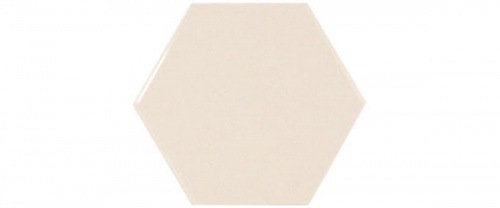 Equipe - Scale Hexagon Cream  12,4x10,7