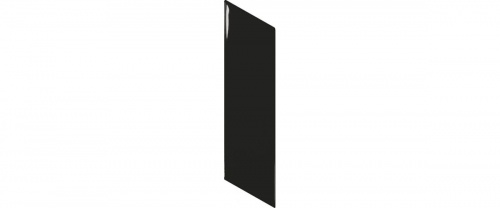 Equipe - Chevron Wall  Black Left  18,6x5,2
